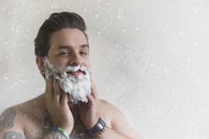 Beard-Washing